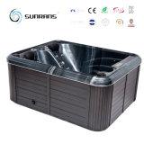 Sunrans 옥외 정원 옥외 온수 욕조를 위한 최신 판매 새로운 디자인 온수 욕조
