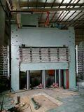 Machine chaude de presse pour la porte/presse chaude machine de travail du bois