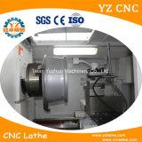 Gebildet in der China-Legierung CNC-Felgen-Reparatur-Drehbank-Maschinen-/Repair-Auto-Rad-Drehbank