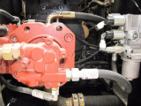 보정 기계장치 망치를 가진 유압 크롤러 굴착기