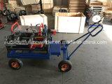Sud160h HDPE de Plastic Machine van het Lassen van de Fusie van het Uiteinde van de Pijp (40mm160mm)