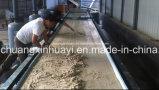 Usine de fécule de maïs de l'assèchement des machines le filtre à vide de la courroie