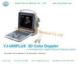 12 sonografía médica de diagnóstico de Doppler Digitaces del color completo de la pulgada LED
