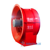 Ventilateur axial / / haute pression pour l'exploitation minière souterraine