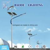 30/40 / 50W para la iluminación al aire libre Utilice la luz solar de la calle LED