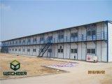 Geprefabriceerd huis voor het Kamp van de Arbeid als Slaapzaal en Bureau van Arbeiders