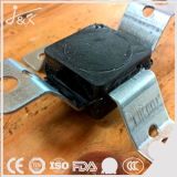 Mémoire tampon en caoutchouc/pare-chocs/amortisseur de NR pour l'automobile et le matériel