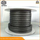 Высокое качество черный фторопластового сальника чистой упаковки для уплотнения насоса; Направьте хорошего качества чистого ПТФЭ упаковки