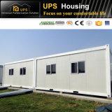 Einfaches Verschiffen und schnelles montierendes mit zwei Schlafzimmern Behälter-Haus