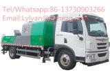 都市開拓者! Jhは最もよい品質の具体的なポンプをトラック取付けた! 中国の熱い販売!
