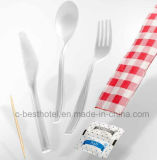 플라스틱 항공 Rotable 비행 중 식기 음식 쟁반 식사 세트