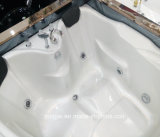 Banheira de massagem de surf de luxo para duas pessoas (523)