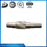 Pezzi meccanici di CNC dell'acciaio legato con il centro di lavorazione verticale