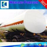永久に半35cbm/45cbm/55cbm/60cbm 3の車軸燃料または石油タンカーのトレーラー