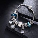 De nieuwe Armband van de Charme van de Vrouw van de Juwelen van het Kostuum van het Ontwerp imitatie Gouden
