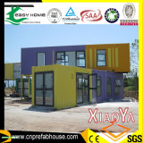 Nuevo diseño de la casa del contenedor de envío (XYJ-01)