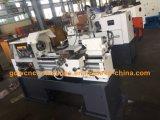 절단 금속을%s 보편적인 수평한 기계로 가공 CNC 포탑 공작 기계 & 선반 C6163