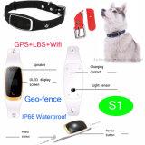 Waterproof IP65 S1の2018新しいGPS Pet Tracker