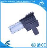 Faible bruit Donsun peu d'étincelle des balais en carbone pour l'équipement industriel