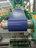 Ral9002 PPGIは屋根瓦のための亜鉛によって塗られた電流を通された鋼鉄コイルをPrepainted