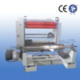 Machine de fente de papier de BOPP de mélamine à grande vitesse de bande