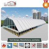 Piscina grande de alumínio de alta qualidade Sport tenda para Natação