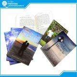 Fabbrica di stampa del libro Pocket di colore del professionista quattro