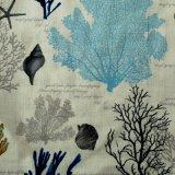 Het digitale TextielFluweel Decrotive van de Druk bekleedt de Stof van het Kussen en van de Stoel