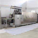 Chaîne de production automatique de biscuit de disque de Saiheng Chololate