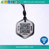 13.56 etiqueta de epoxy del megaciclo frecuencia intermedia 1k FM11RF32 RFID