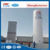 Réservoir de stockage d'argon de liquide cryogénique de poste d'essence d'argon