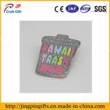 Kundenspezifisches Cup-Form-Decklackpin-Abzeichen