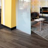 5mm hölzerner Oberflächenhauptdekoration-Vinylbodenbelag