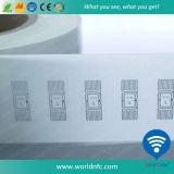 ISO18000-6c Vreemde H3 Passieve Zelfklevende UHFMarkering RFID