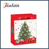 Weihnachtsdekorationen, die 4c gedruckten kaufenträger-Geschenk-Papierbeutel packen