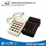 IC-USB trazem o leitor de cartão do teclado RFID