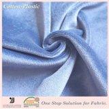 Poliestere 100% Velvet Fabric per Garment