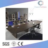Het moderne Dik makende Bureau van de Lijst van de Conferentie van het Comité Furniturer (Cas-MT1804)