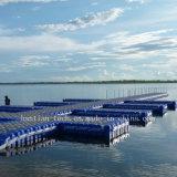 Muelle plástico flotante del HDPE para atracar del barco