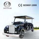 Ce/ISO9001 одобрило самокат гольфа 12 Seaters управляемый батареей классицистический