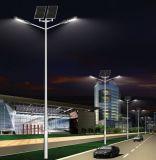 Iluminação solar do diodo emissor de luz de pólo de iluminação da rua do fabricante