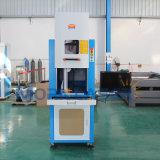 Machine totalement fermée d'inscription de laser de fibre de la marque Mt-F30c de matin à vendre