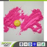 슬리퍼를 위한 분홍색 안료 분말