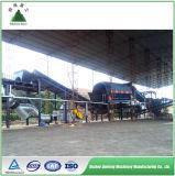 Stadt-Abfall, der Maschine mit der Kompostierung von Treament aufbereitet