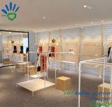 Garantie de Qualité Durable accessoires de magasin de vêtements de conception de l'intérieur des raccords de fabrication