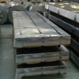 tôle d'acier galvanisée ondulée matérielle d'acier de 0.12-0.8mm dans la bobine de toiture