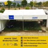 6X10mはカスタマイズした広告プリント(hy154b)が付いているガレージのテントを