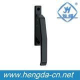 Замок ручки двери замка ручки замка нажима безопасности оборудования Yh9474 стеклянный