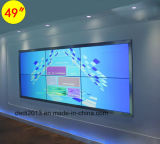 49 pulgadas LCD Video Wall, empalmes Dedi LCD digital, pantalla de pared