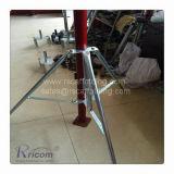 버팀대를 위한 비계 부속품에 의하여 용접되는 강철 삼각